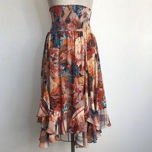 Anthropologie Akemi + Kin S Theola Maxi skirt